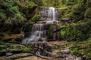 Awesome Photo Originals - Chattanooga Waterfall by Rhonda Taylor