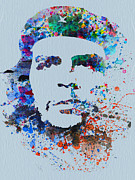 Che Guevara Posters - Che Poster by Irina  March