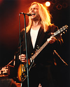 Cheap Trick-95-robin-2 Print by Gary Gingrich Galleries