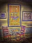 Chess Game Prints - CheckMate Print by Arnie Goldstein