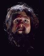 Cheddar Man Reconstruction Print by Science Photo Library