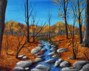 Nature Scene Originals - Cheerful Fall by Anastasiya Malakhova