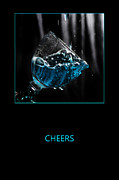 Cheers Print by Randi Grace Nilsberg