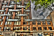 Chelsea Prints - Chelsea Market 2 Print by Mike Lindwasser Photography