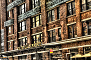 Chelsea Art - Chelsea Market by Mike Lindwasser Photography