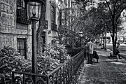 City Streets Photo Originals - Chelsea Morning by Steven Mancinelli