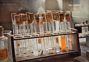 Lab Photos - Chemist - Specimen by Mike Savad