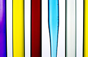Test Tube Prints - Chemistry Print by Bernard Jaubert