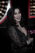 Cher Print by Nina Prommer
