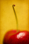 Sensual Prints - Cherry Bliss Print by Amy Weiss