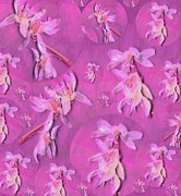 Expressive Floral Prints - Cherry Bloom Print by Pepita Selles