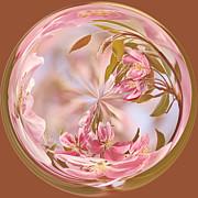 Kim Hojnacki - Cherry Blossom Orb
