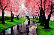 Svilen And Lisa - Cherry Blossoms Rain