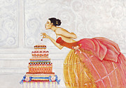 Cake Originals - Cherry On The Cake by Sammartino Paola