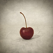 Reflection Harvest Photo Posters - Cherry Poster by Taylan Soyturk