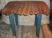 Angus MacIver - Cherry Trunk table