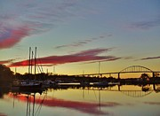 Ed Sweeney - Chesapeake City Sunset