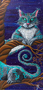 Cat Story Originals - Cheshire by Kyra Wilson