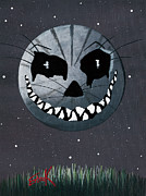 Cheshire Moon By Shawna Erback Print by Shawna Erback