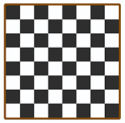 Checkmate Prints - Chess board Print by Borislav Marinic