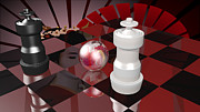 Board Game Originals - Chess board by Vincenzo Ferretti