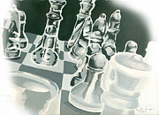 Dorian Day - Chess Set