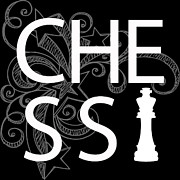 Chess Queen Digital Art Prints - CHESS the GAME of KINGS Print by Daniel Hagerman