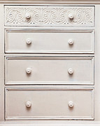 Drawers Prints - Chest of drawers Print by Tom Gowanlock