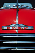 Custom Chevrolet Posters - Chevrolet 3100 1953 Pickup Poster by Tim Gainey