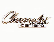 Jerry Fornarotto - Chevrolet Camaro Emblem