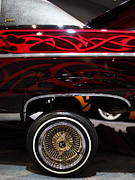 Low Wing Photo Prints - Chevrolet Caprice Lowrider - 5D20240 Print by Wingsdomain Art and Photography