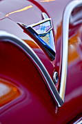 Chevrolet Metal Prints - Chevrolet Impala Emblem 4 Metal Print by Jill Reger