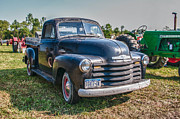 Chevy 1100 Print by Guy Whiteley