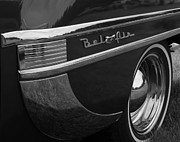 Neurotic Images Photography Prints - Chevy Bel Air Print by Chalet Roome-Rigdon