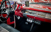 David Morefield - Chevy Bel Air Dash