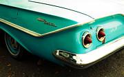 Marilyn Hunt - Chevy Bel Air Fender