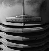 Neurotic Images Photography Prints - Chevy Truck Print by Chalet Roome-Rigdon