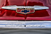 I Hate Prints - Chevy Truck Logo Vintage Print by Paul Ward