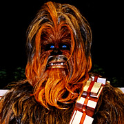Fame Originals - Chewbacca by Tommy Hammarsten