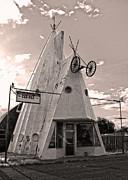 Gregory Dyer - Cheyenne Wyoming Teepee - 04