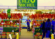 Carole Spandau - Chez Michel Fruits Et...