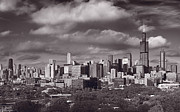 Day Photo Originals - Chicago Afternoon  by Steve Gadomski