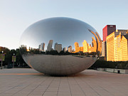 All - Chicago Bean 1 by Kathy Dahmen