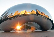 All - Chicago Bean 2 by Kathy Dahmen