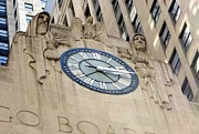Chicago Board Of Trade Prints - Chicago Board of Trade Print by Dan McCafferty