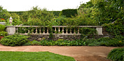 Glencoe Photos - Chicago Botanic Garden Scene by Steve Gadomski