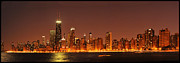 Michael Edwards - Chicago by night