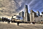 Greg Thiemeyer - Chicago - Cloud Gate