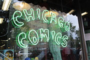 Deanna King - Chicago Comics Neon