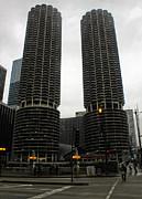 Gregory Dyer - Chicago Corn Cob Buildings